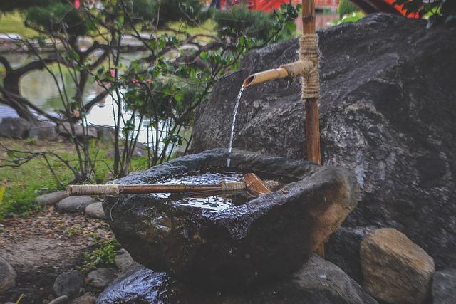 En quito se construye el primer jard n japon s - Jardin japones interior ...