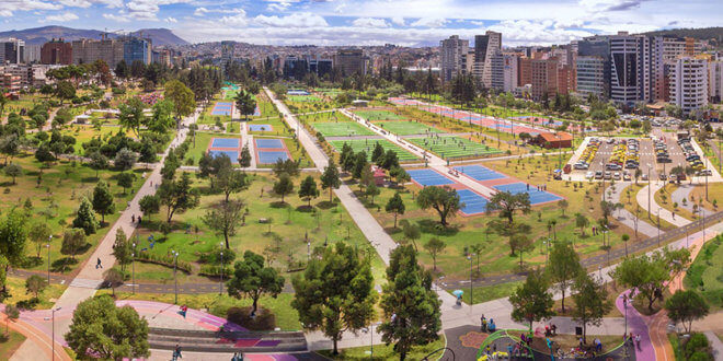 Resultado de imagen para parque La Carolina